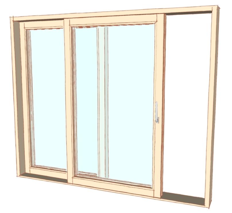 Infissi legno alluminio costo infissi legno pvc o for Infissi pvc costo